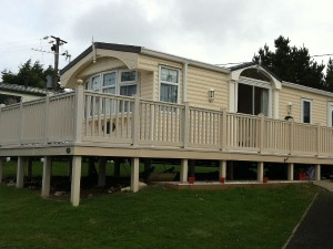 Mobile home rental