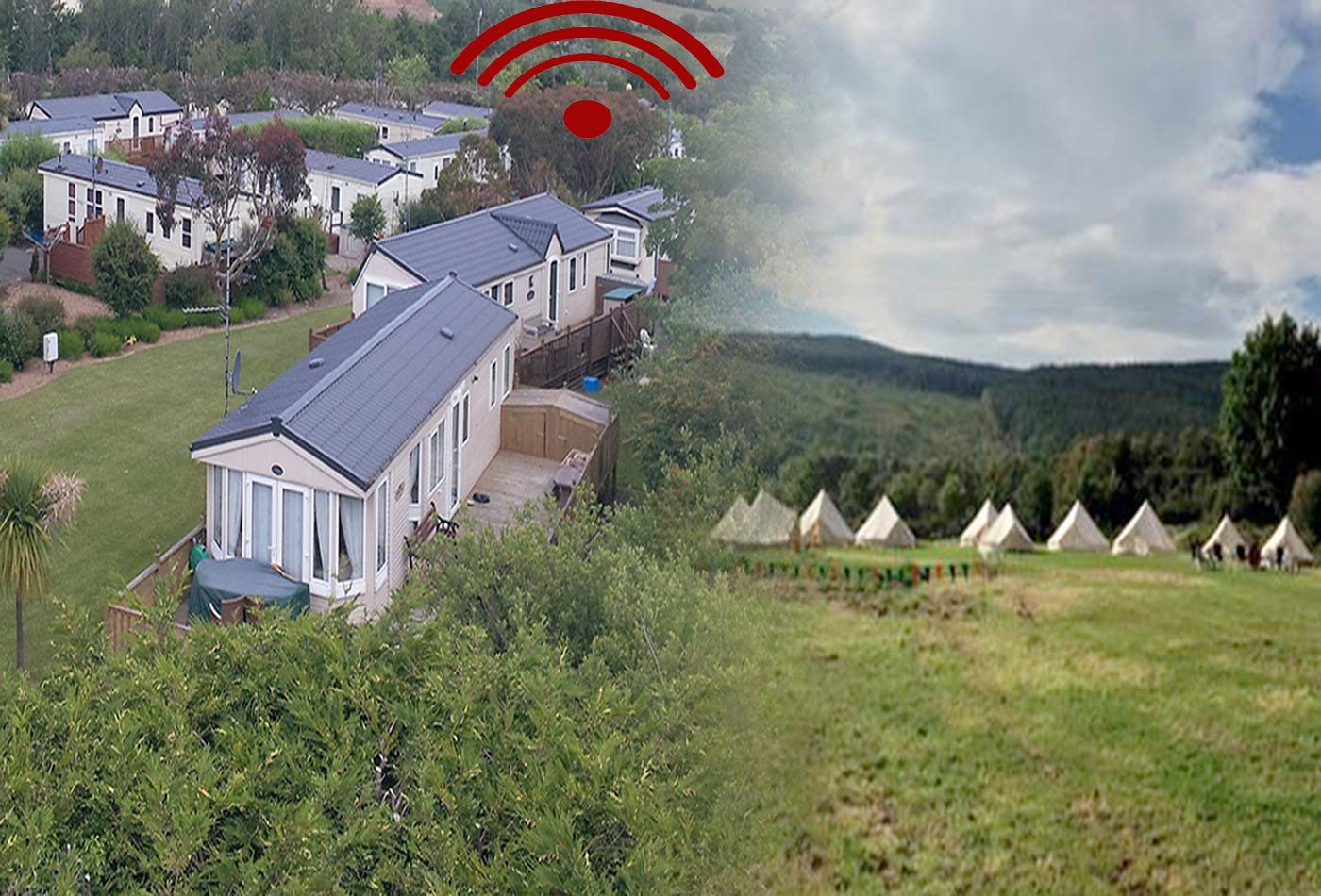 Caravan and Camping Park WiFi